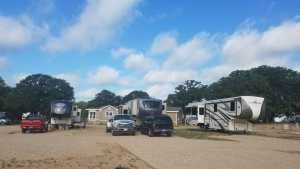 safe rv park near fort worth