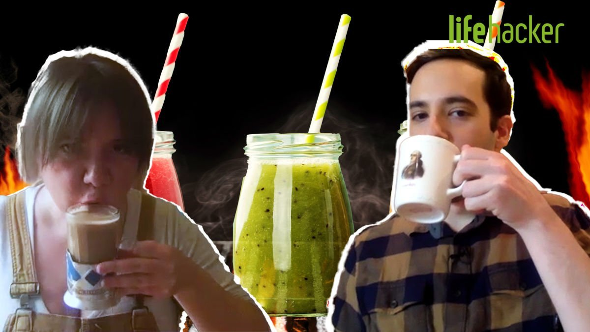 Is a Warm Smoothie a Thing You Need?