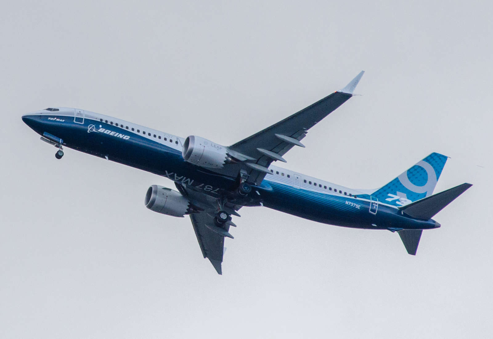 How To Tell If You're Flying On A Recently Recertified Boeing 737 MAX