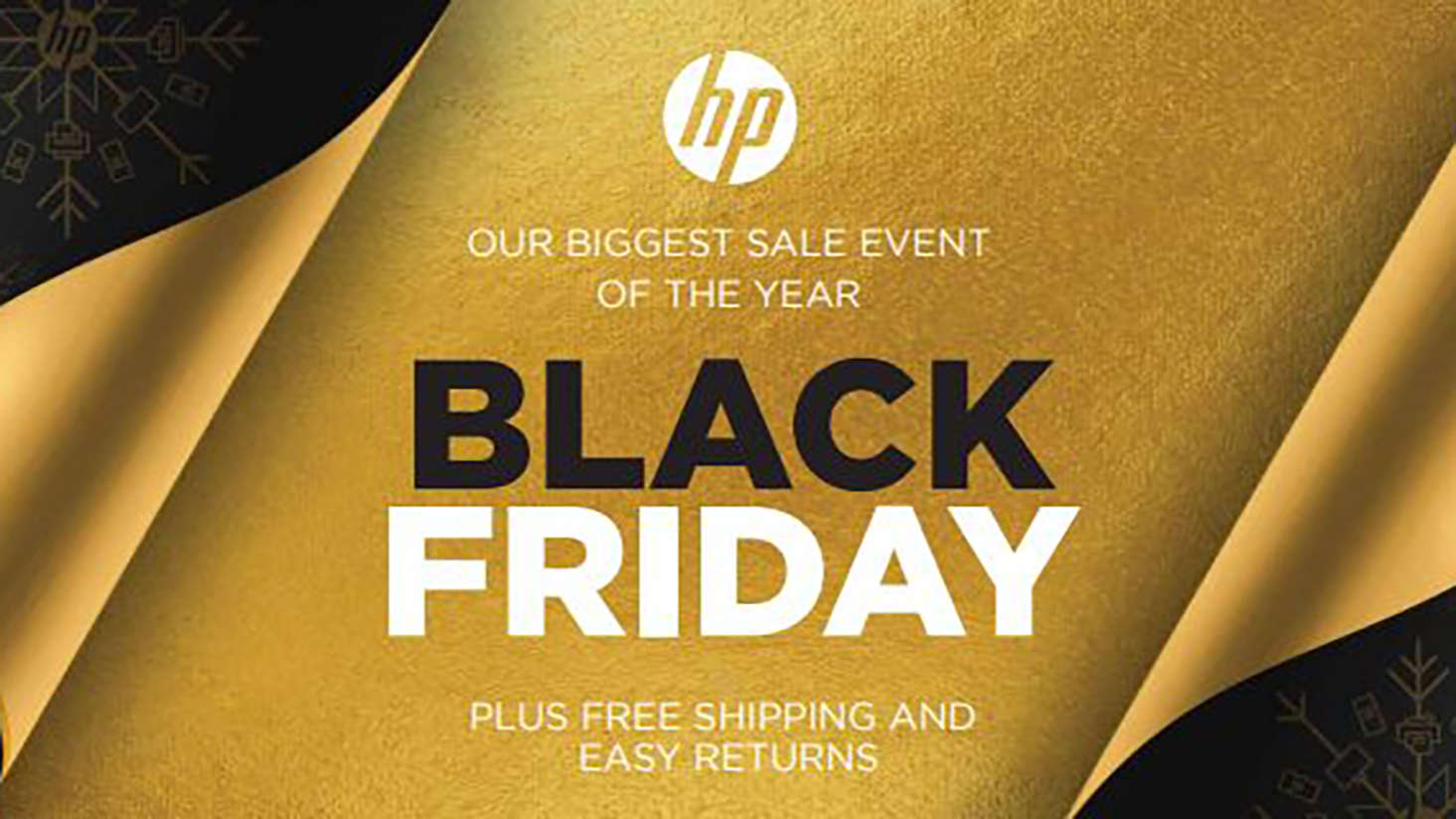 HP Highlights Serious Laptop, Desktop, and Monitor Bargains for Black Friday