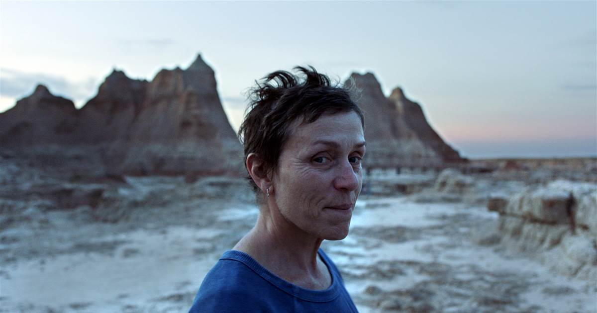 'Nomadland' is a tender, unflinching look at the people the America dream has failed