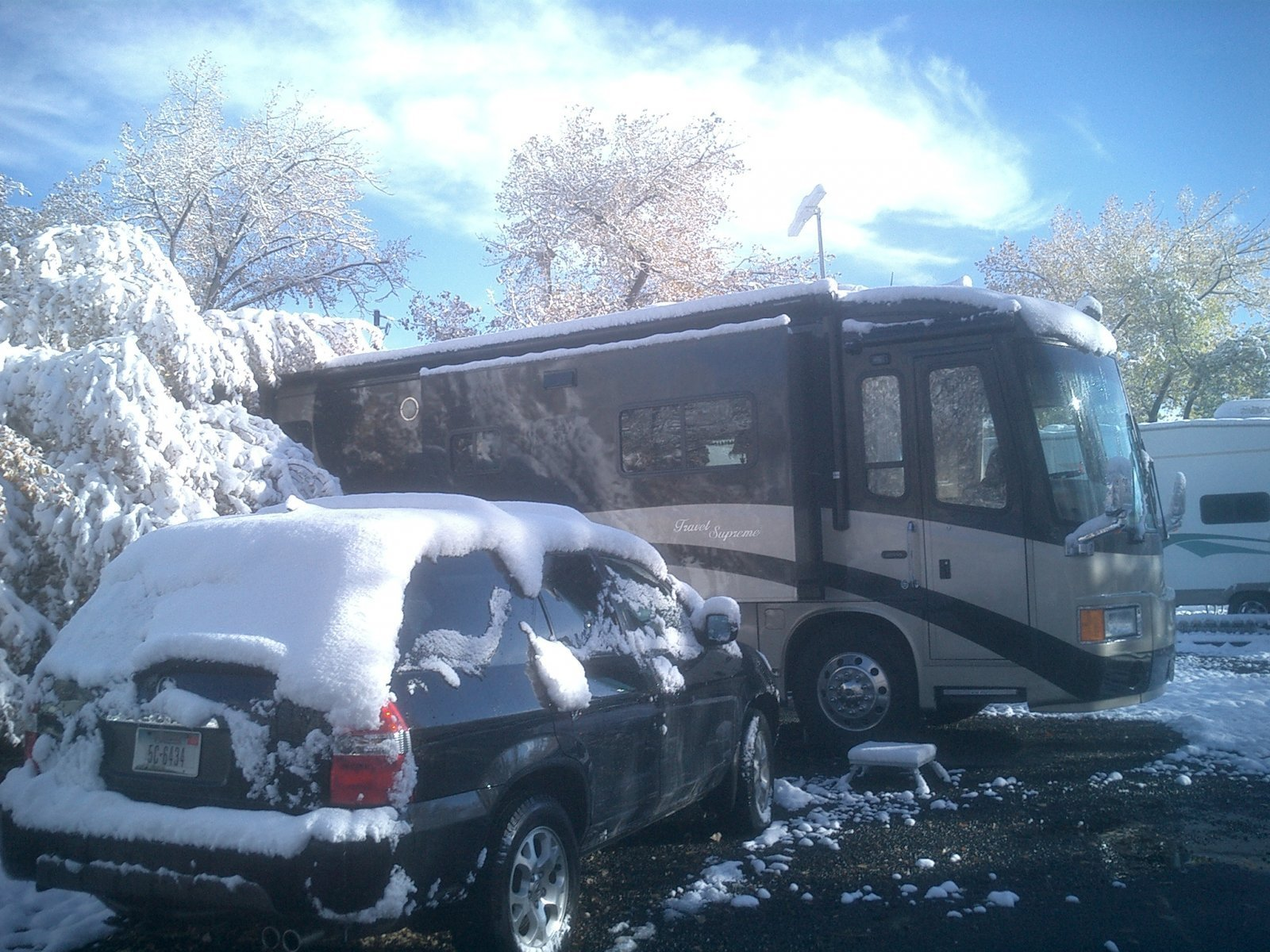 Winter RVing Tips From Experienced Snowbirds