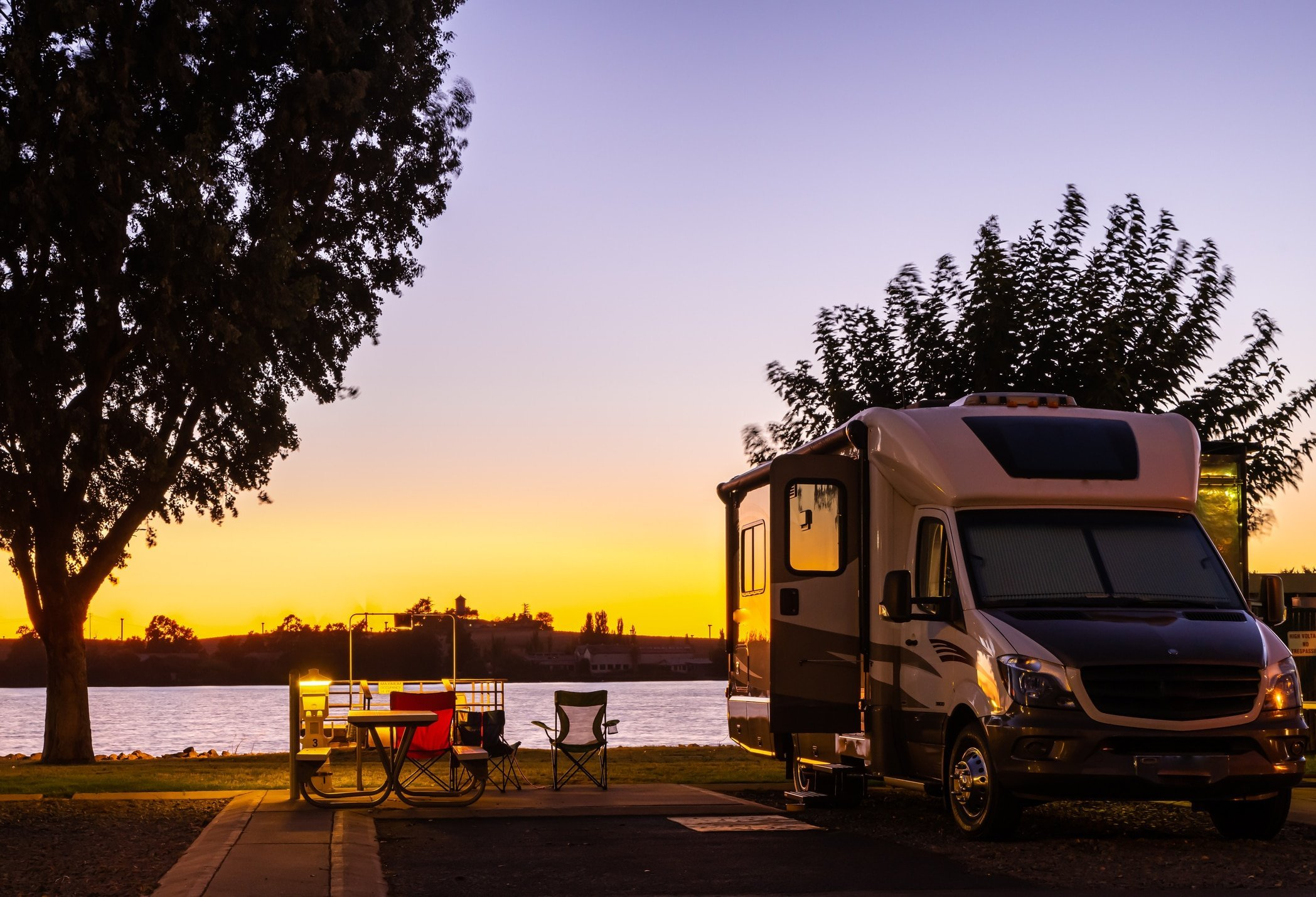 Advantages To Using Your RV As a Basecamp