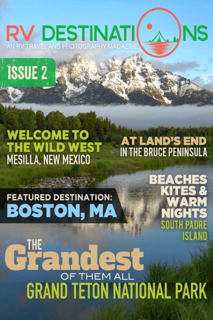 Get Inspired with RV Destinations Magazine