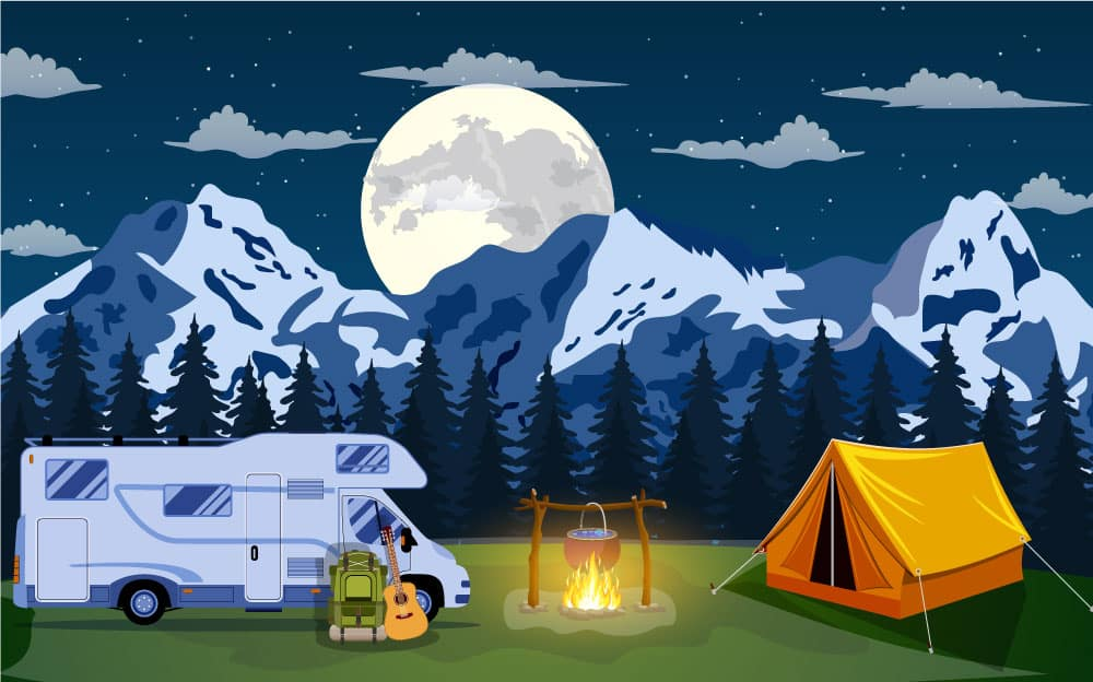 Campground Chatter with Janet Groene, December 12, 2020