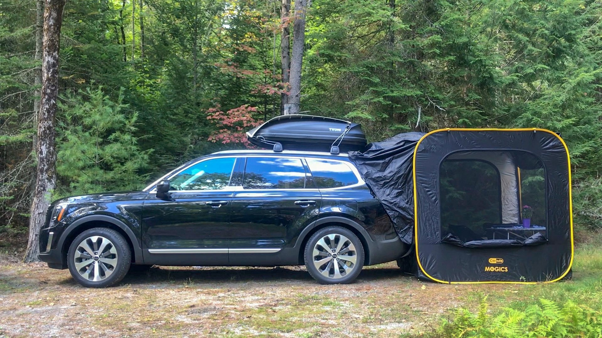 Is Car Glamping the More Accessible Alternative to Van Life?