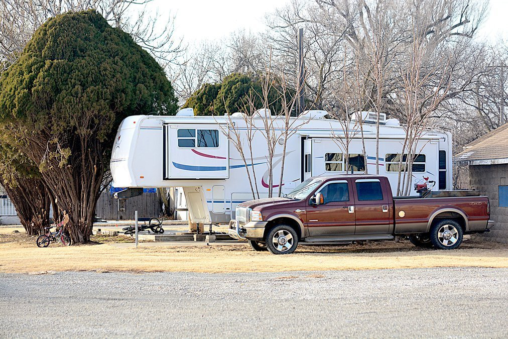 City RV parking guidelines amended