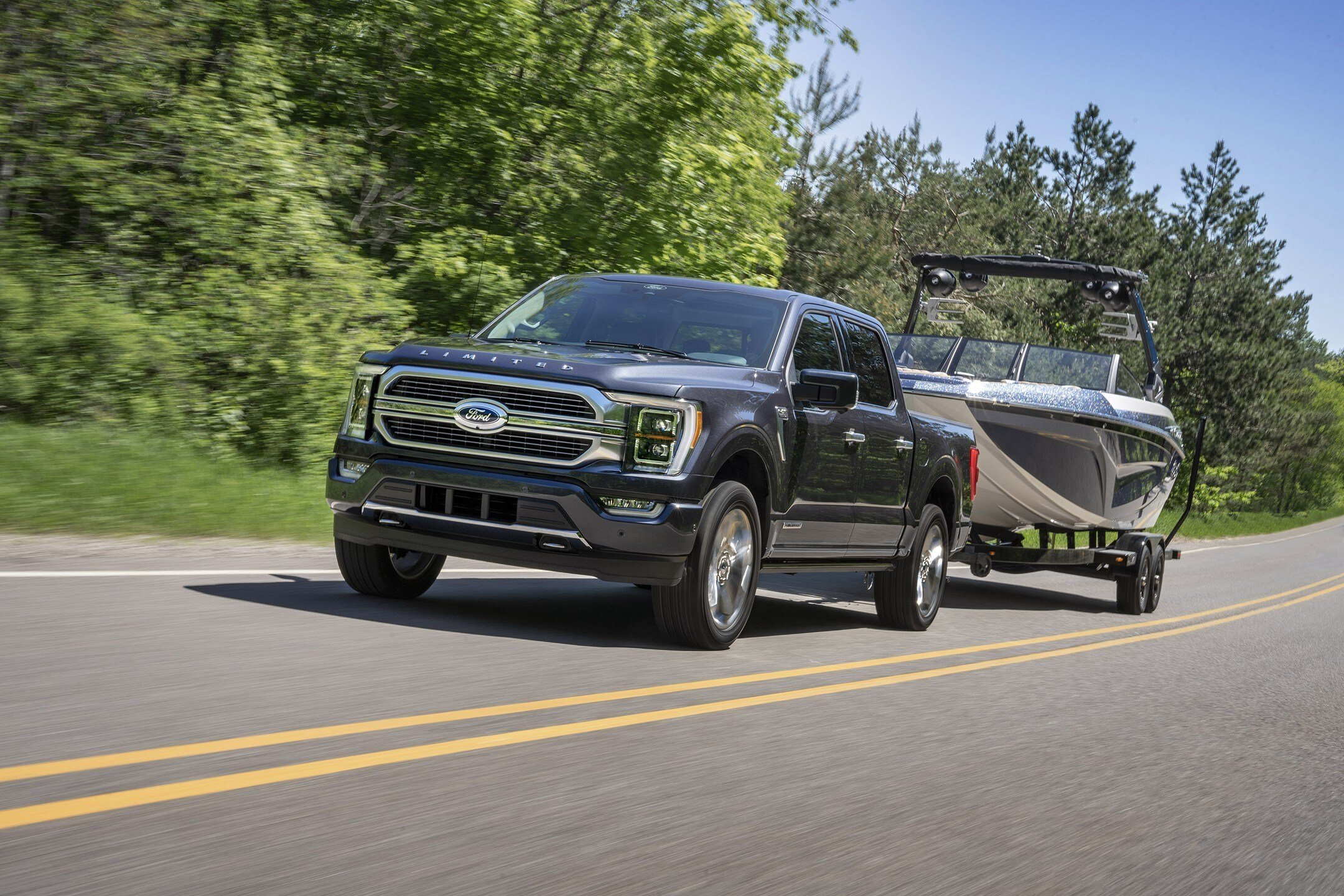 How Much Can A Ford F-150 Tow?