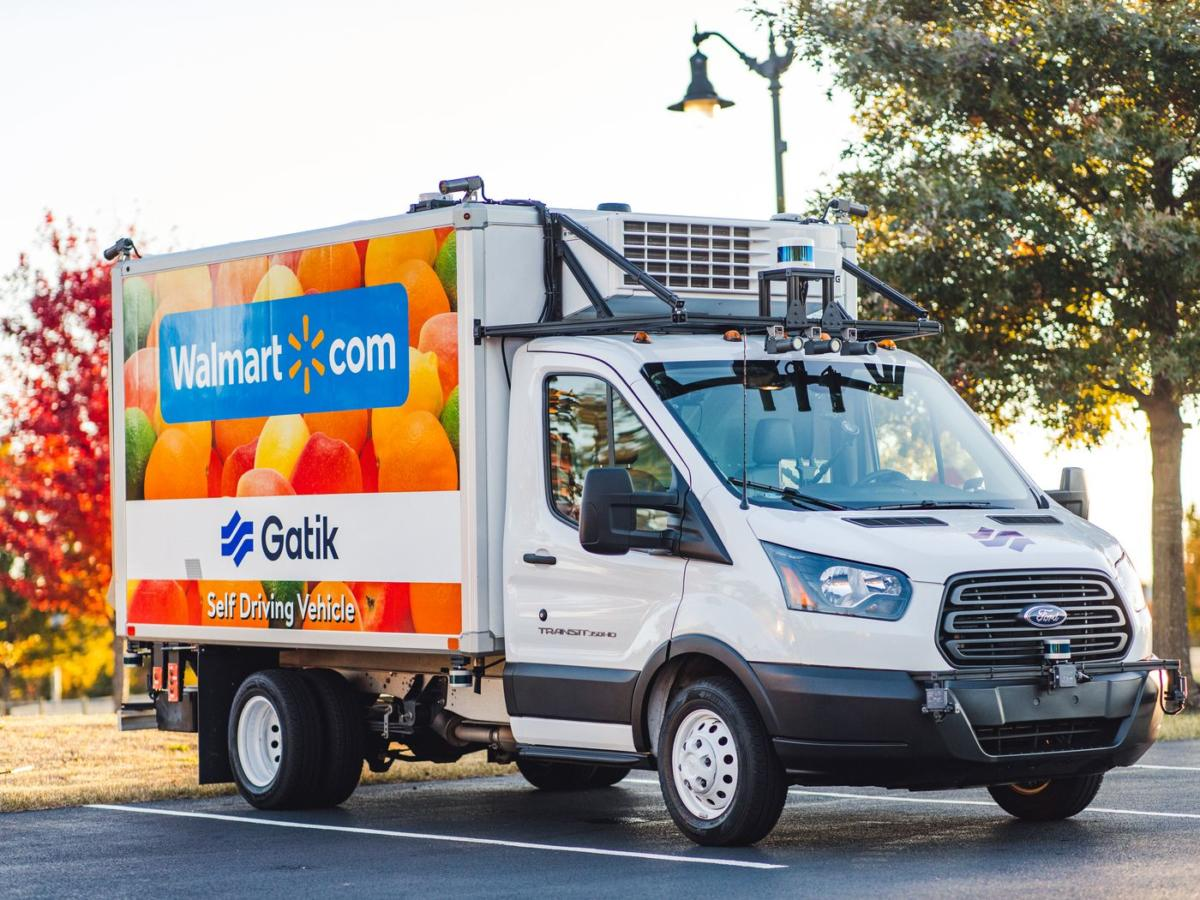 Walmart trucks not rogue in Arkansas, just driverless