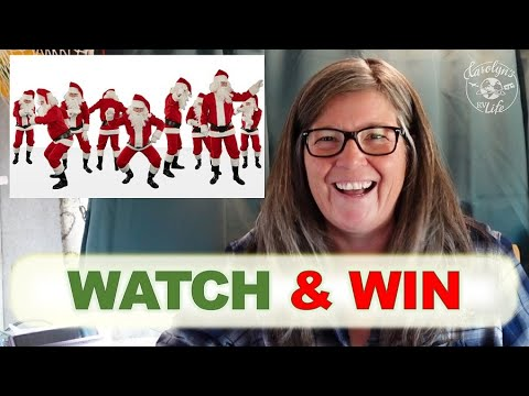 Watch and Win Great Prizes from Small Businesses//Shop Small for the Holidays