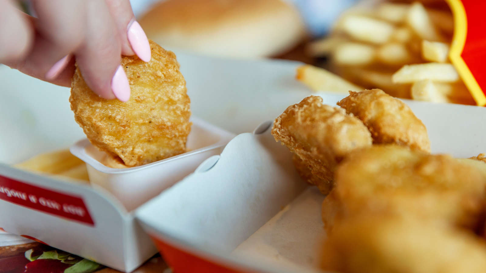 How to Get a Free Six-Piece Order of Chicken McNuggets Today