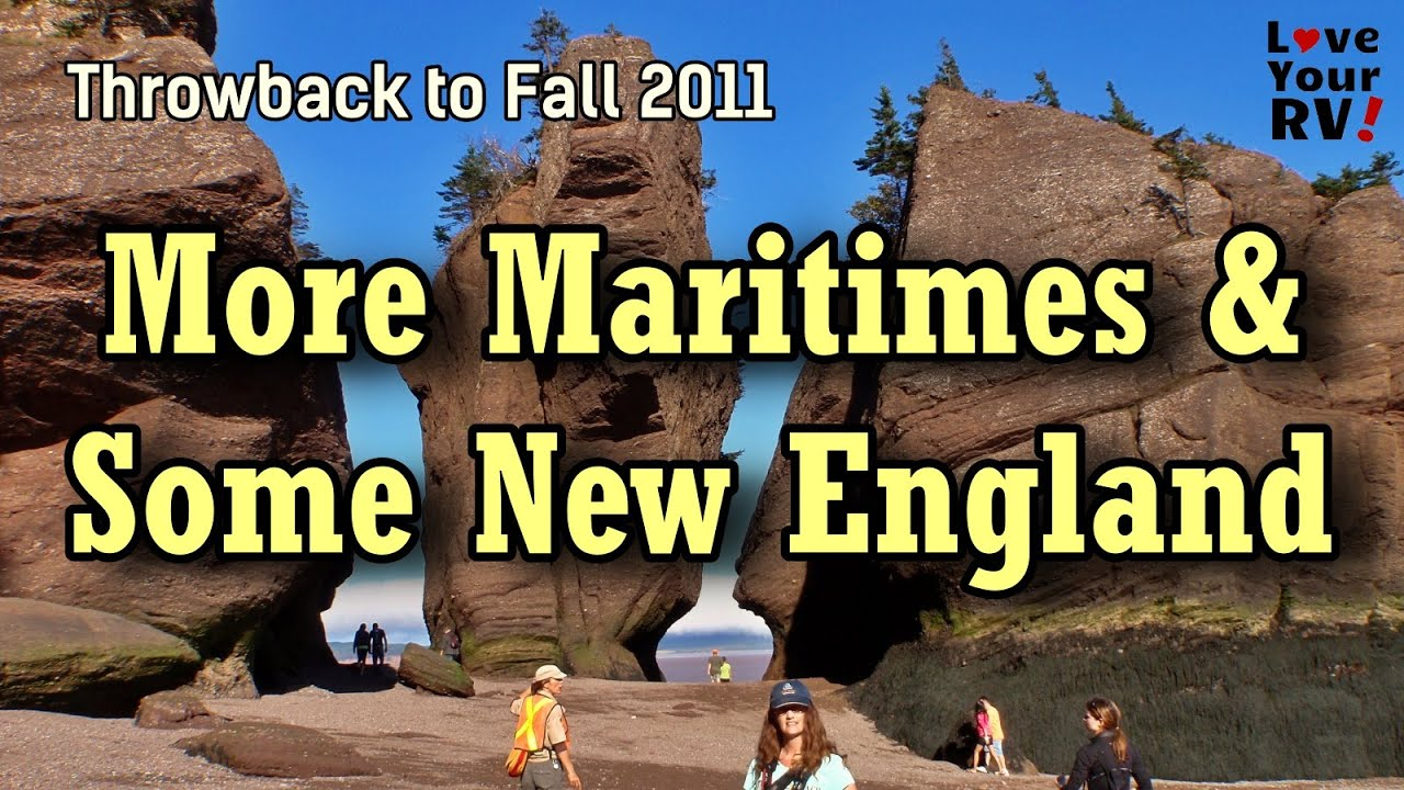 More Maritimes and Some New England Throwback Fall 2011