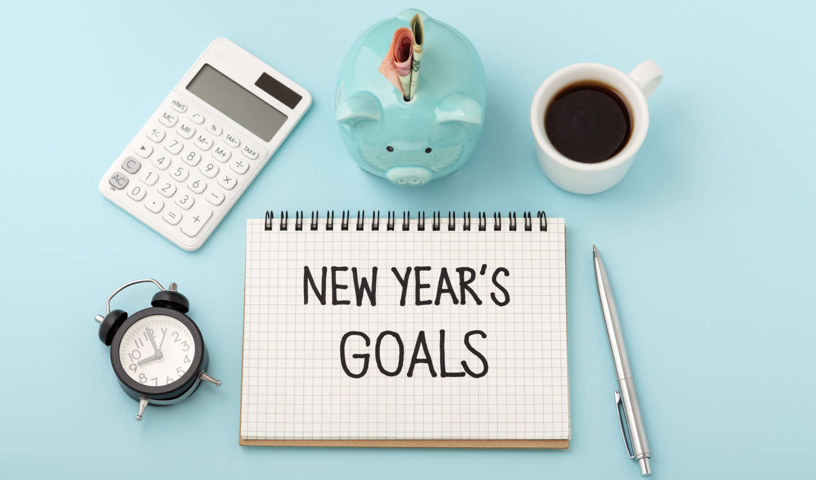 Quick and Easy Financial Resolutions for 2021