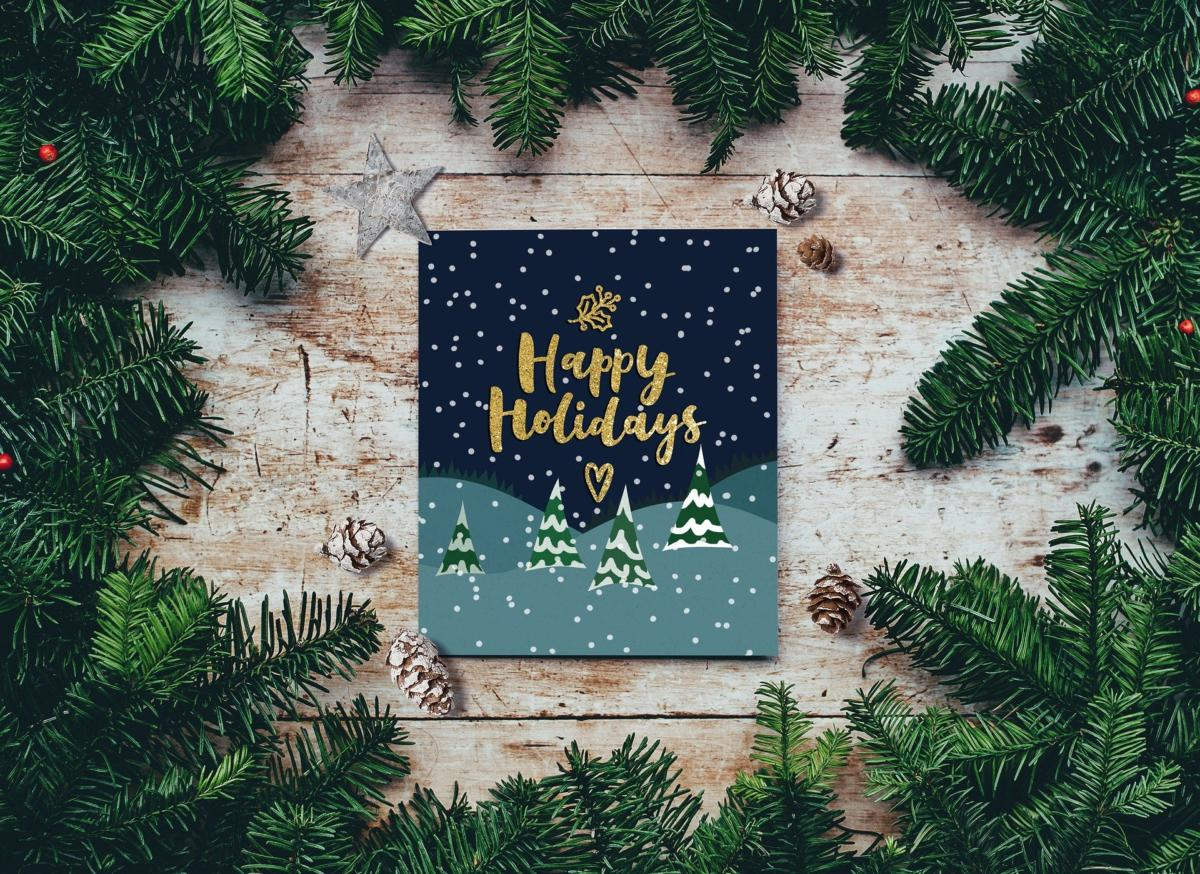 Will you mail (or have you already) holiday cards this year?