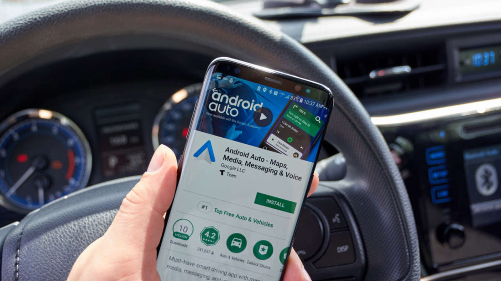 What to Do If You Can't Make Android Auto Calls