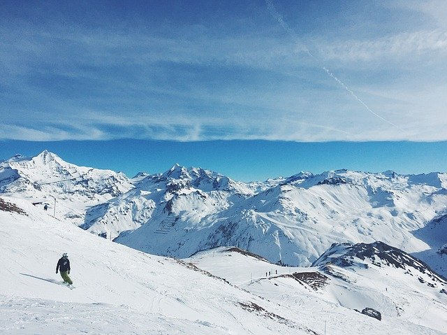 The Best Skiing And Snowboarding RV Trips