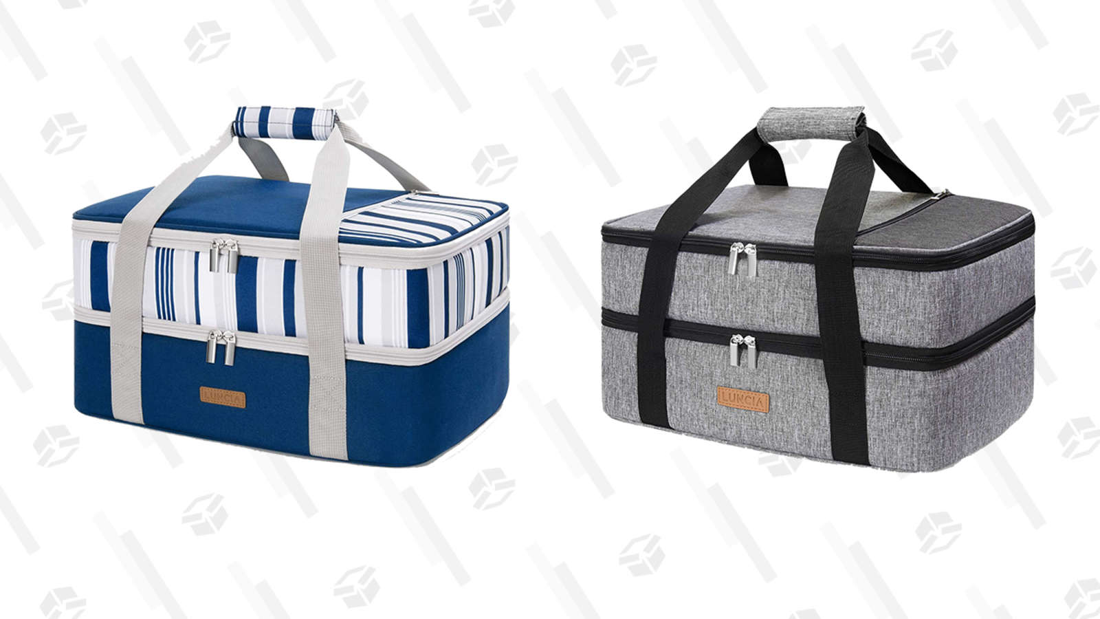 Keep That Hotdish Hot With 65% Off a Luncia Casserole Carrier, Only $11 With Promo Code