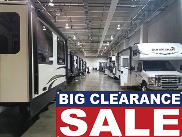 How To Find A Great End Of Year Deal On An RV