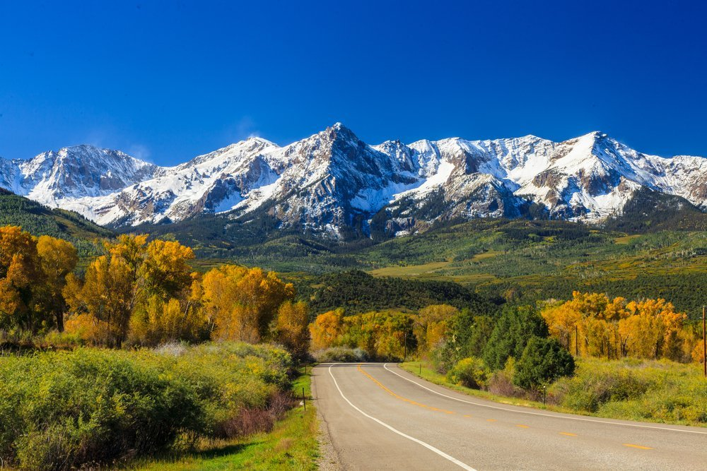 The Best and Most Beautiful Mountain Road Trips in America