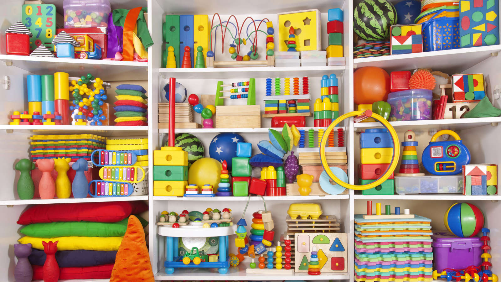7 Ways to Store an Overwhelming Amount of Toys