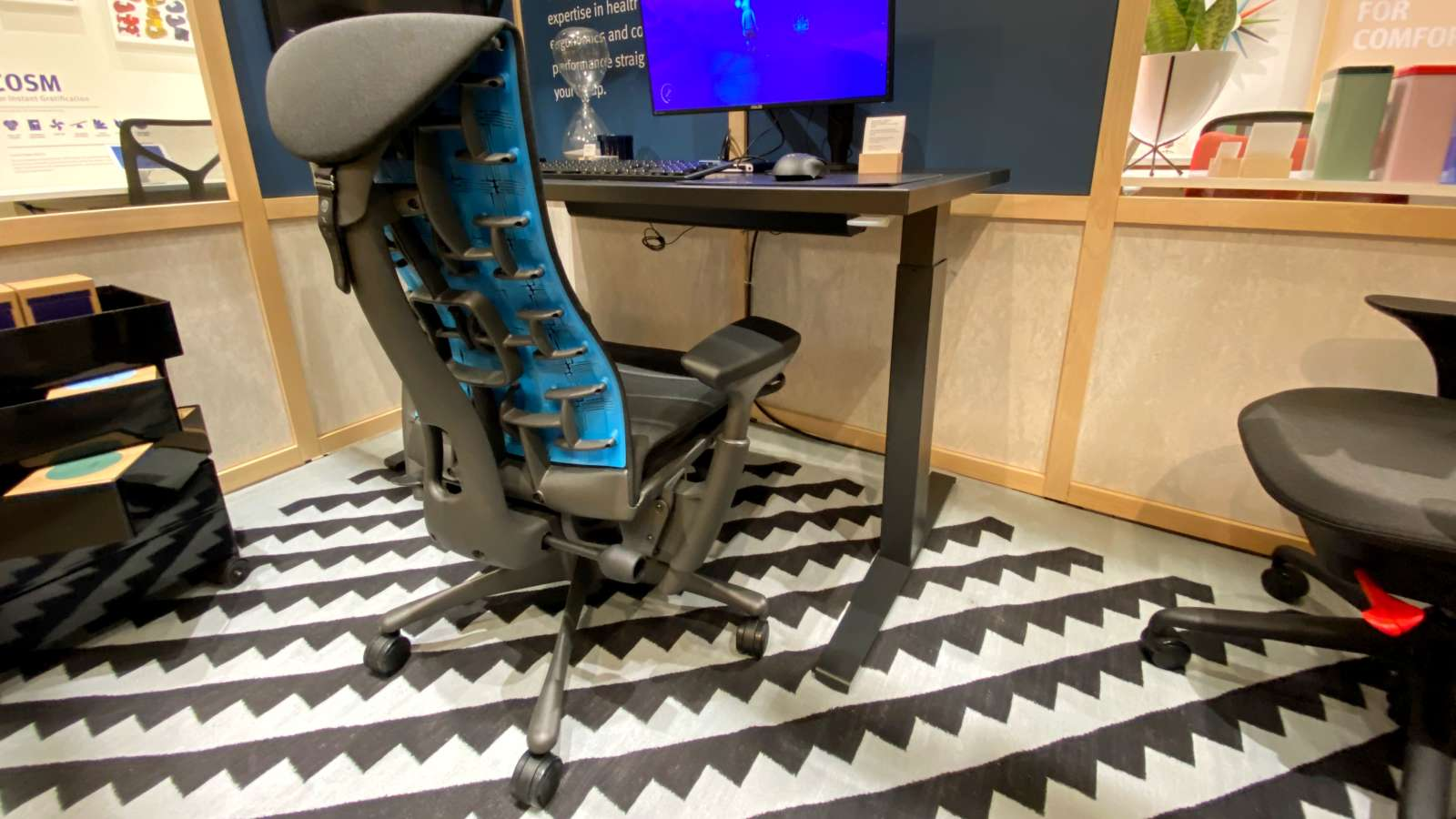 Herman Miller's 'Experiential Concept Store' Has To Be the Classiest Place on Earth to Buy a Gaming Chair