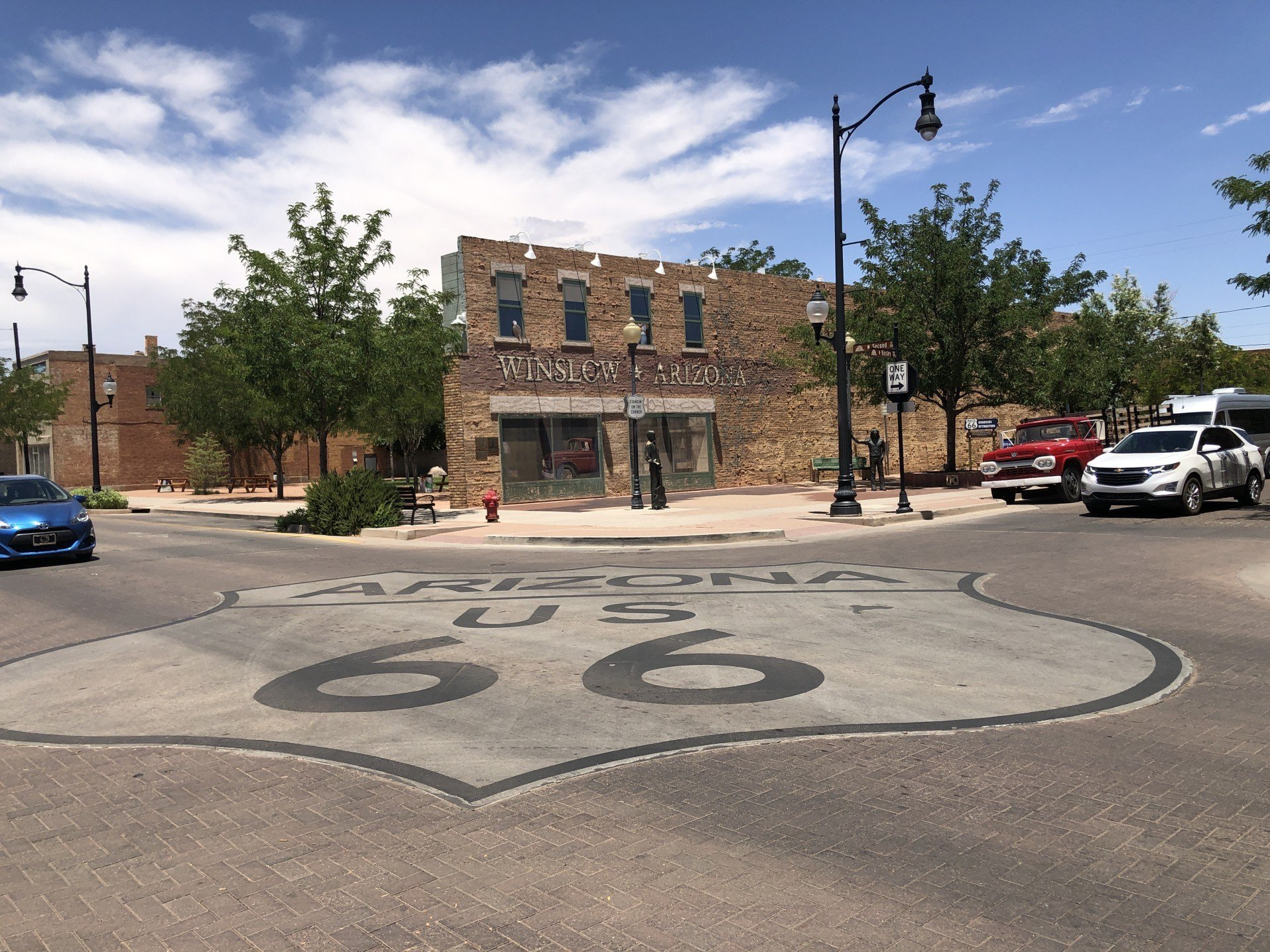 How to Spend a Day in Winslow, Arizona