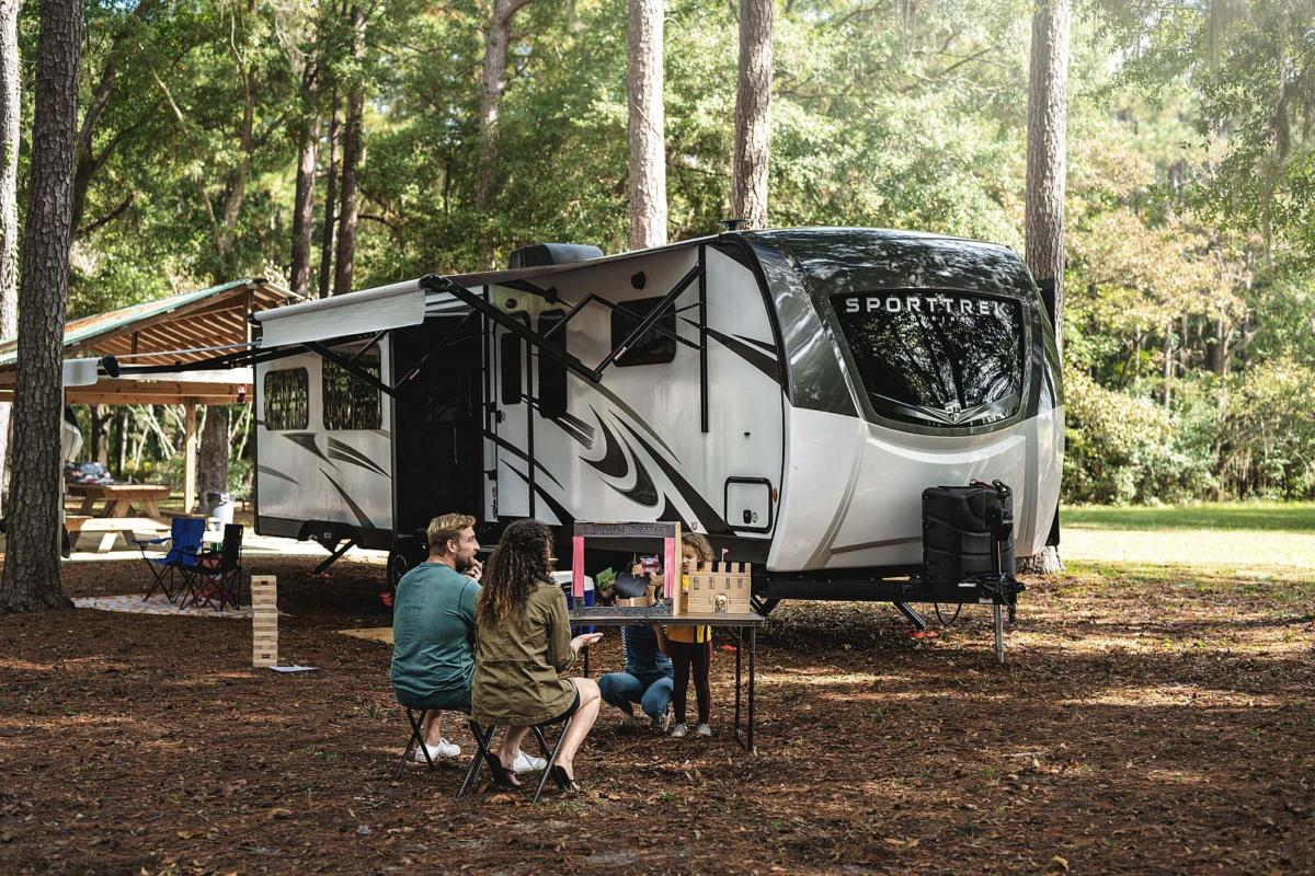 RV Review: Venture SportTrek Touring STT343VIB