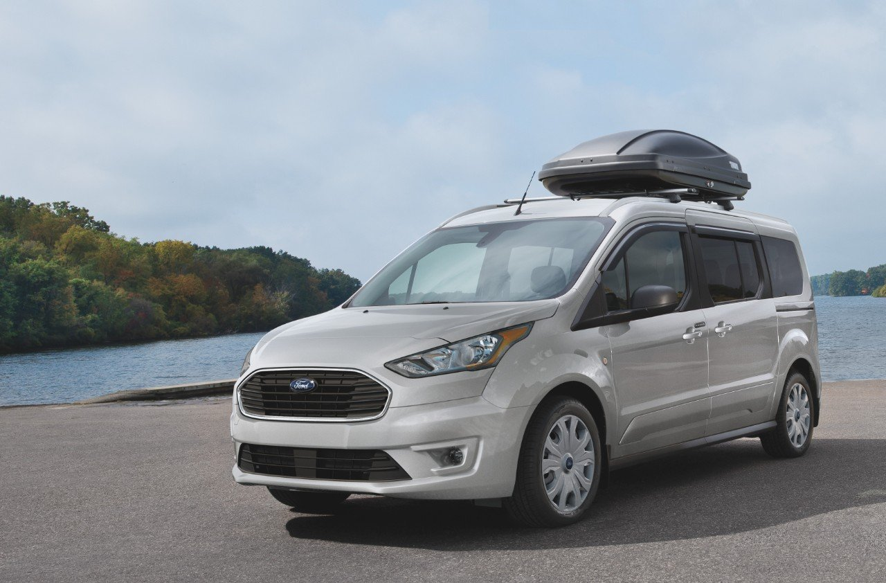 What Is A Ford Transit Connect Camper?