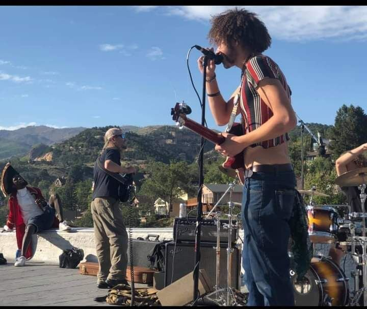 Manitou Springs' band on a mission to play music 'anywhere the wind takes us'