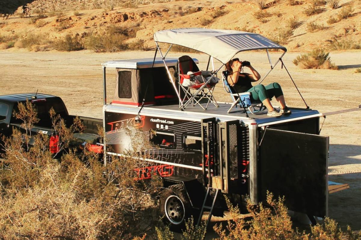 RV Review: RKS Purpose Off-Road Trailer