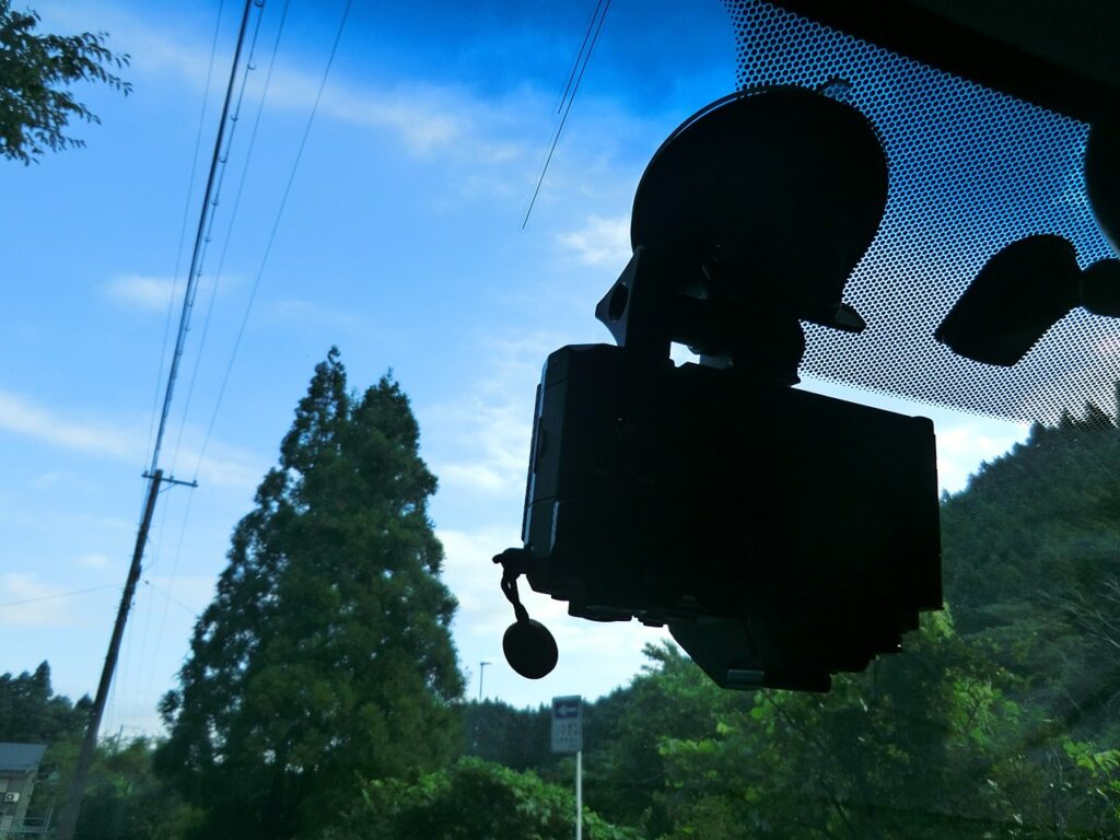 Why You Should Get a Dashboard Camera for Your RV