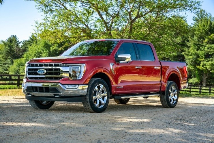 Pickup trucks still rule in 2020, but COVID-19 shocks sales