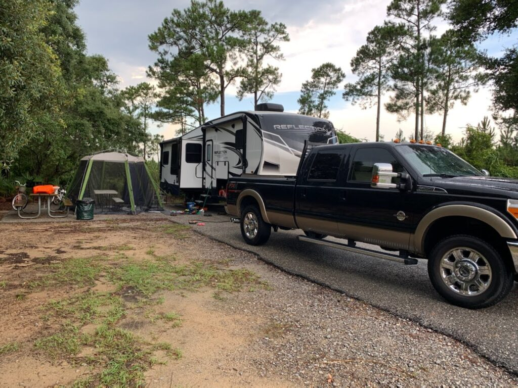 5 Tips for Choosing a Campground During COVID