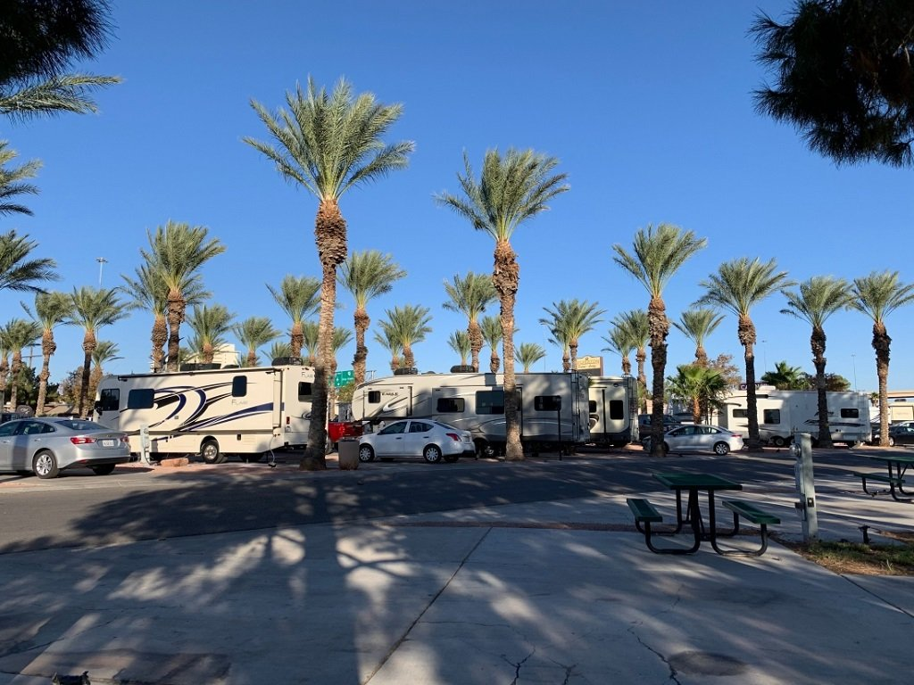 Discover Oasis Las Vegas RV Resort Near The Strip