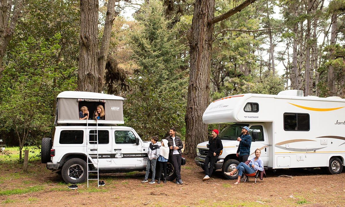 Outdoorsy Makes Happy Campers Out Of RV Owners And Renters