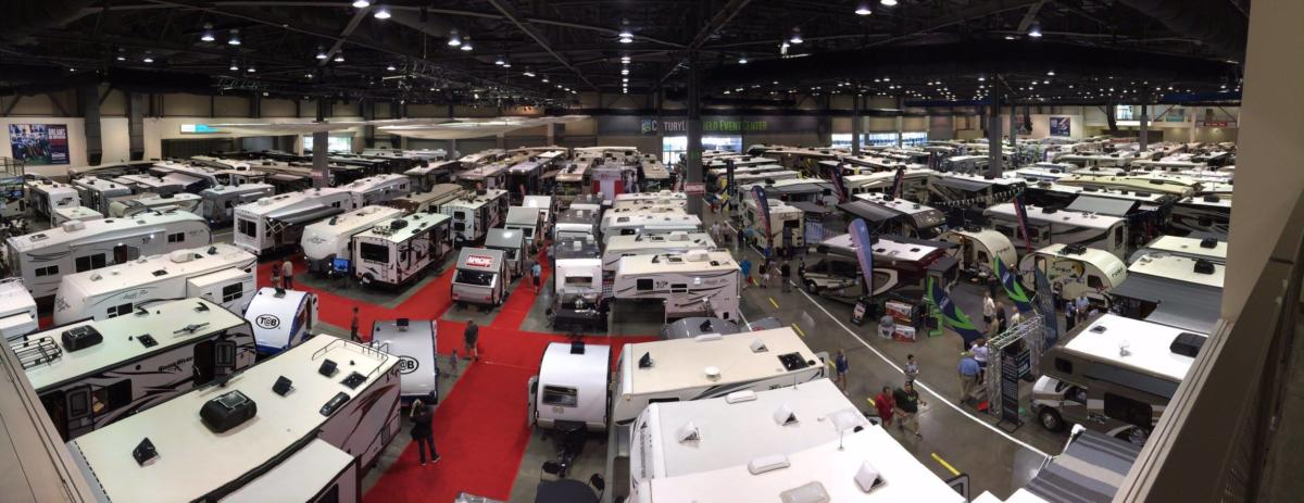 "RV shows ""must go on,"" despite a global pandemic"