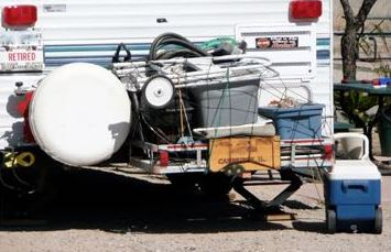 Beware of RV bumper junk