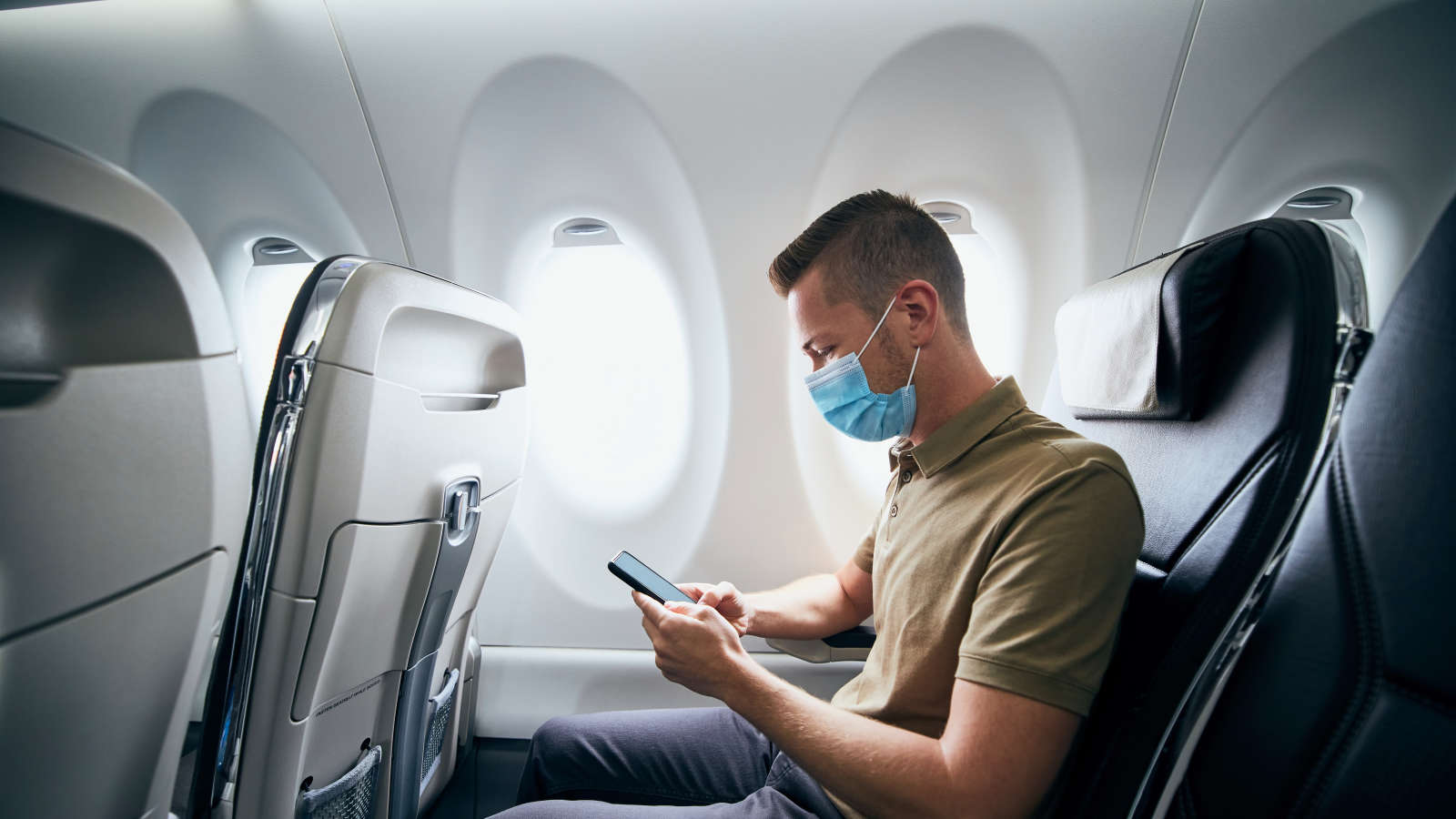 You Must Show a Negative COVID Test Before Flying to the U.S.