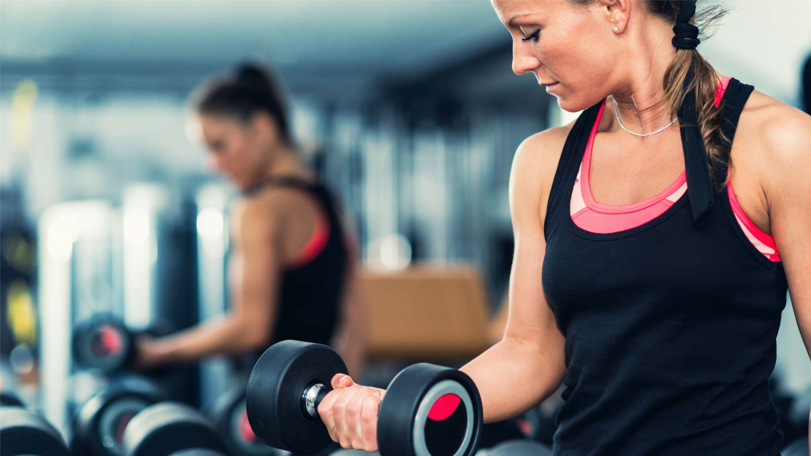 How to Lift Weights Without Mirrors