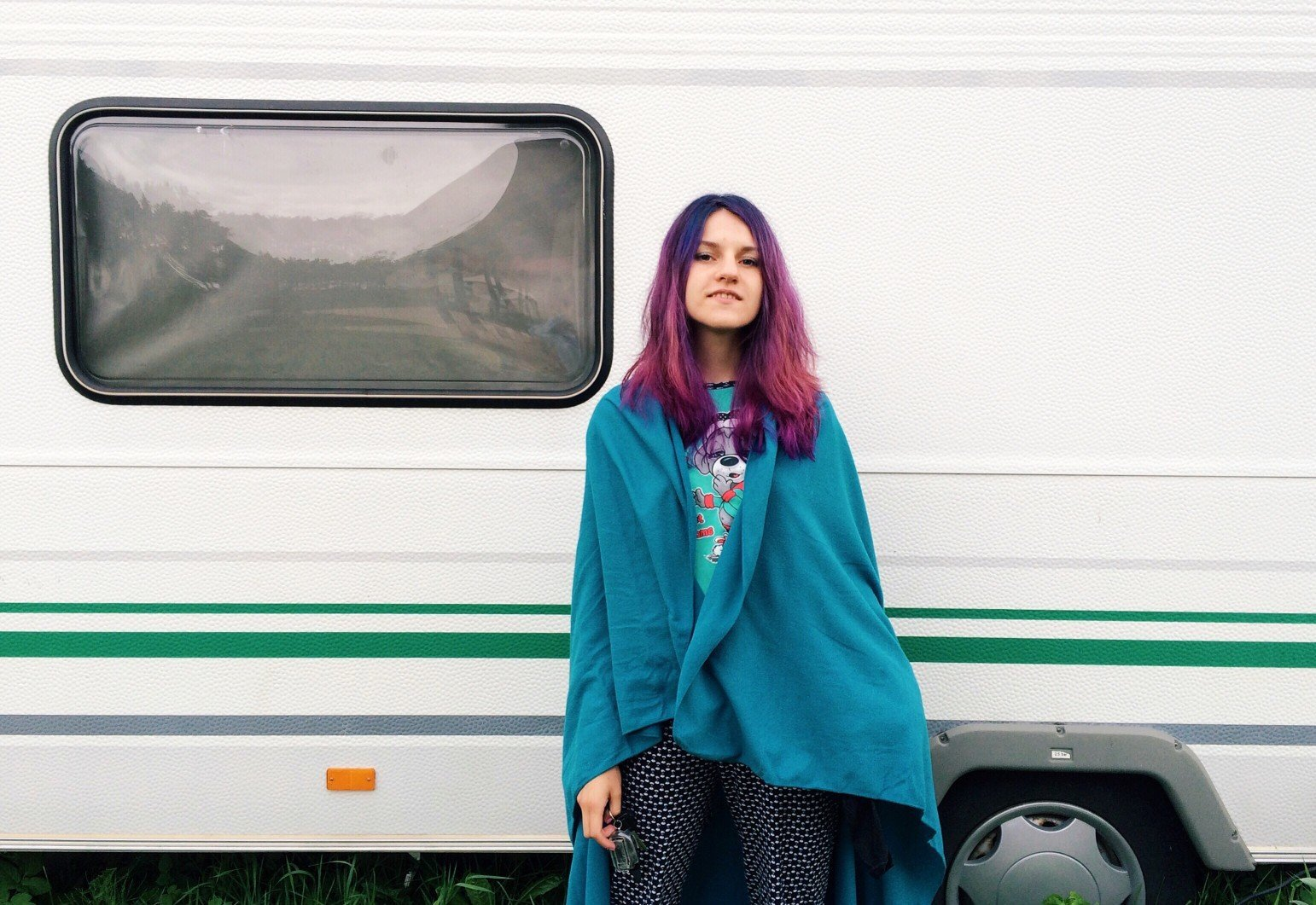 How To Live In A Camper?