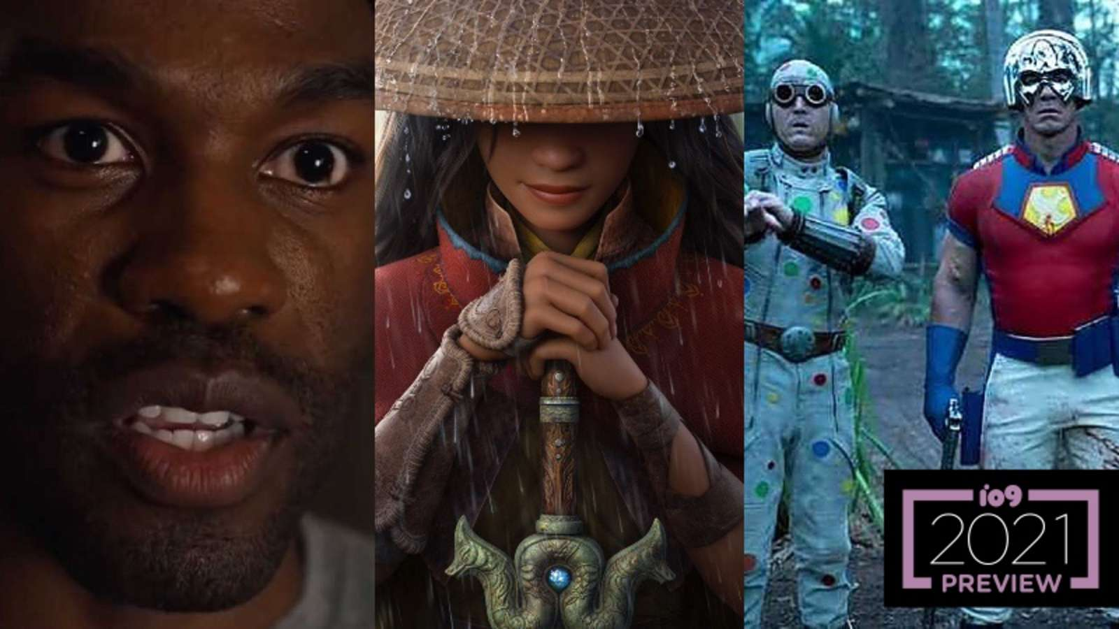 All the Sci-Fi, Fantasy, and Horror Films to Look Forward to in 2021...Hopefully