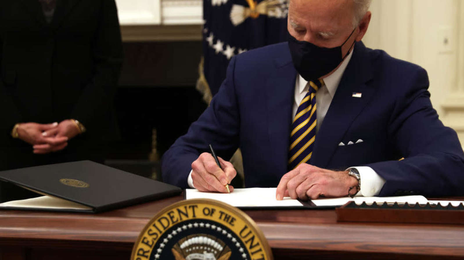 How Biden's Latest Executive Orders Increase Food Aid and Worker Protections