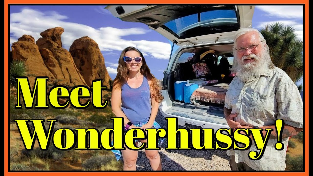 Wonderhussy: a True Nomad at Heart—Living a Life of Exploration & Adventure