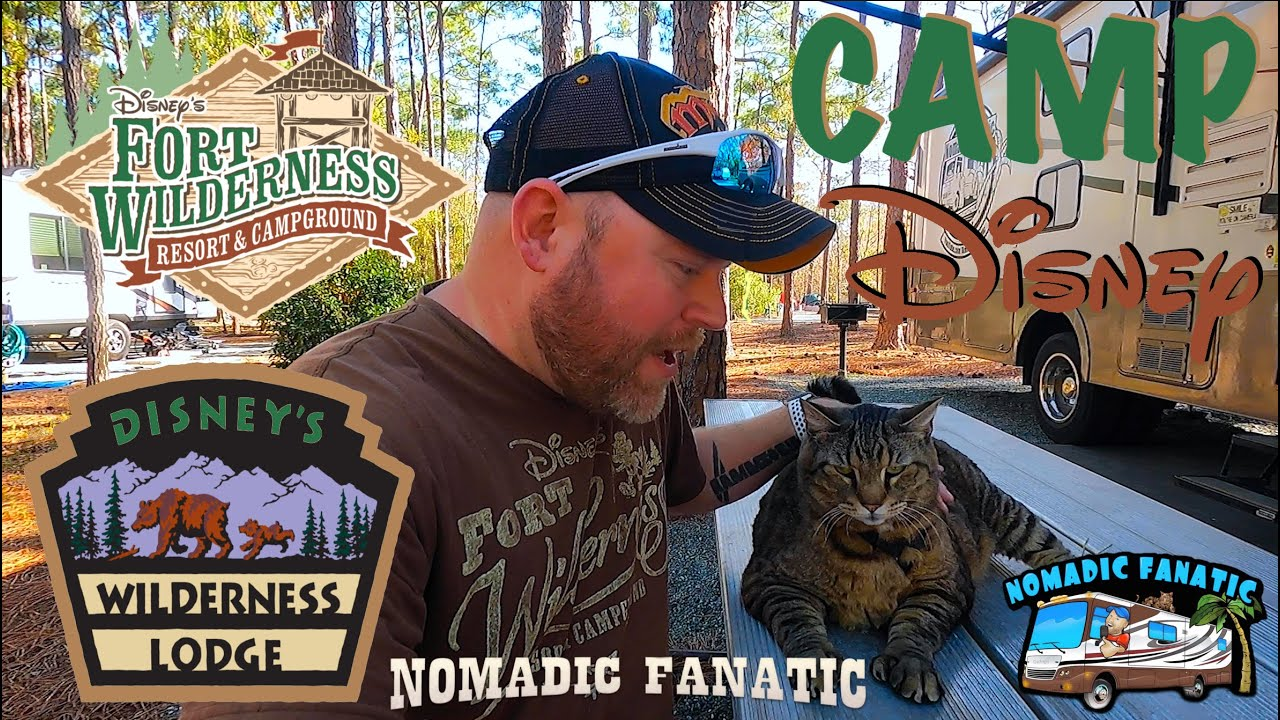 Camping Disney's Fort Wilderness Lodge During A Pandemic ~ Whispering Canyon & More