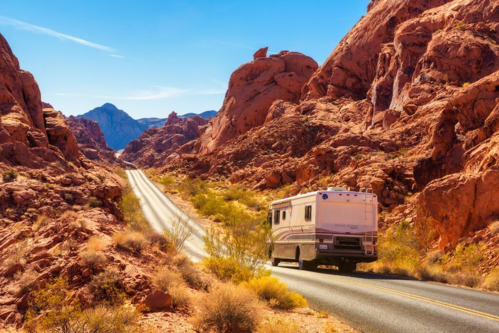 Camping In Nevada: An RVer's Paradise Of Natural Wonders & Old West History
