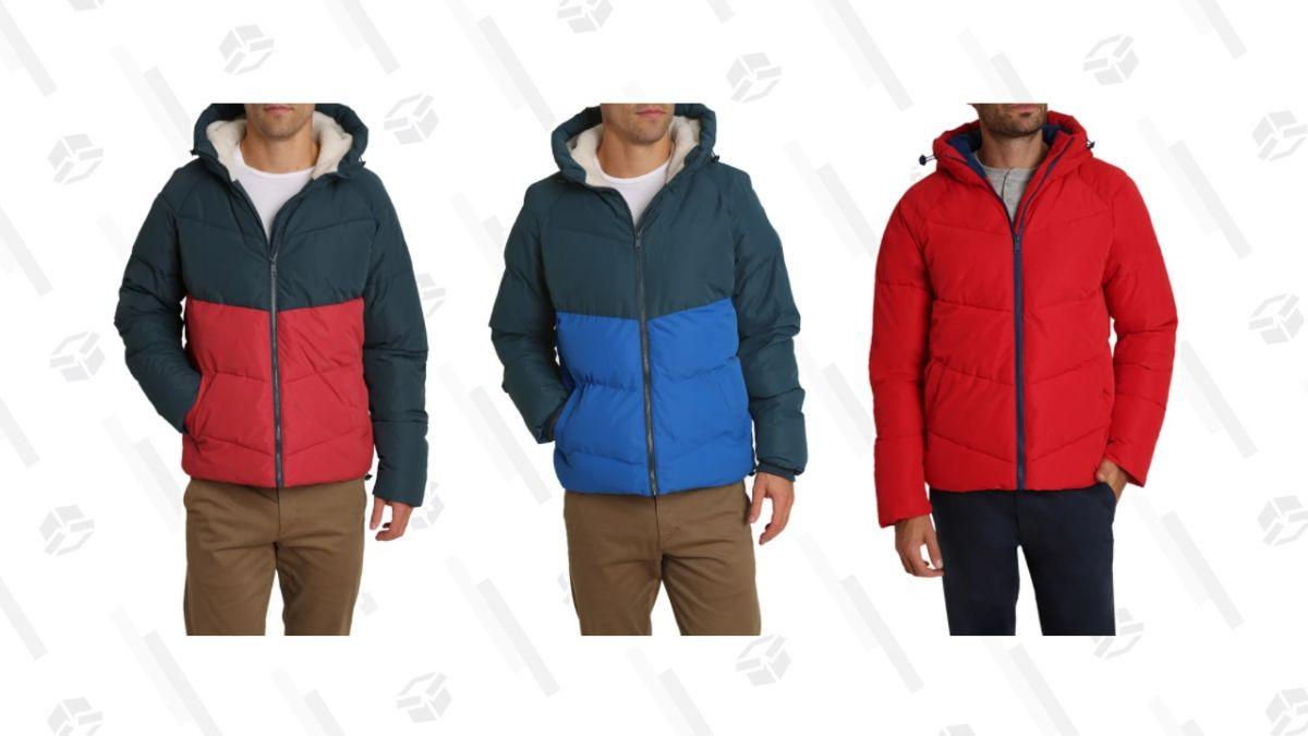 Grab a Durable and Cozy Jacket for Only $29 in JACHS NY's Massive Outerwear Sale