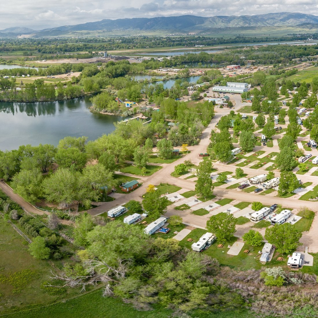 10 KOA Campgrounds That Are Open Year-Round