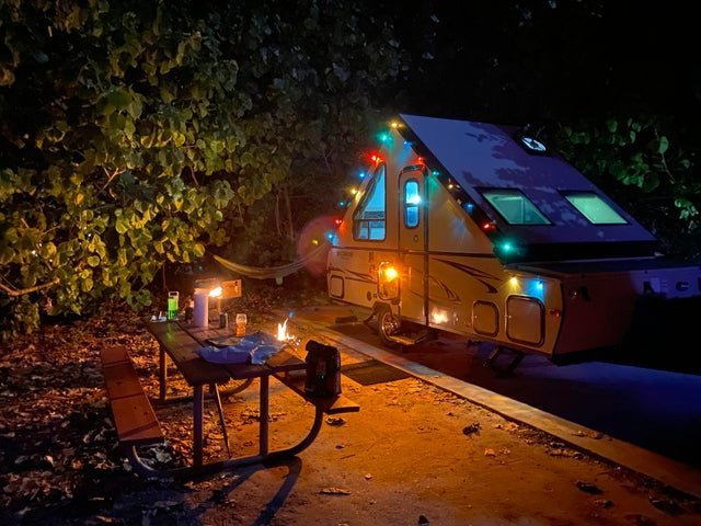 [Question] Has anyone stayed at Pfeiffer Big Sur SP Campground with an RV trailer at around 30' in length?