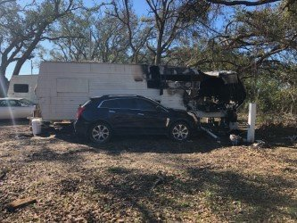 Summerdale RV fire claims one life
