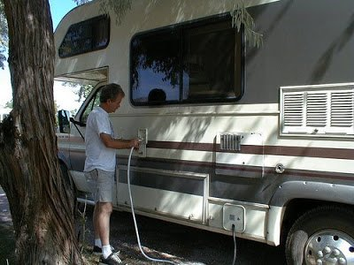 Maintain a safe water supply onboard your RV